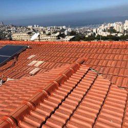 תיקון גגות רעפים בחיפה
