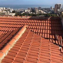 תירון גגות רעפים ואיטום