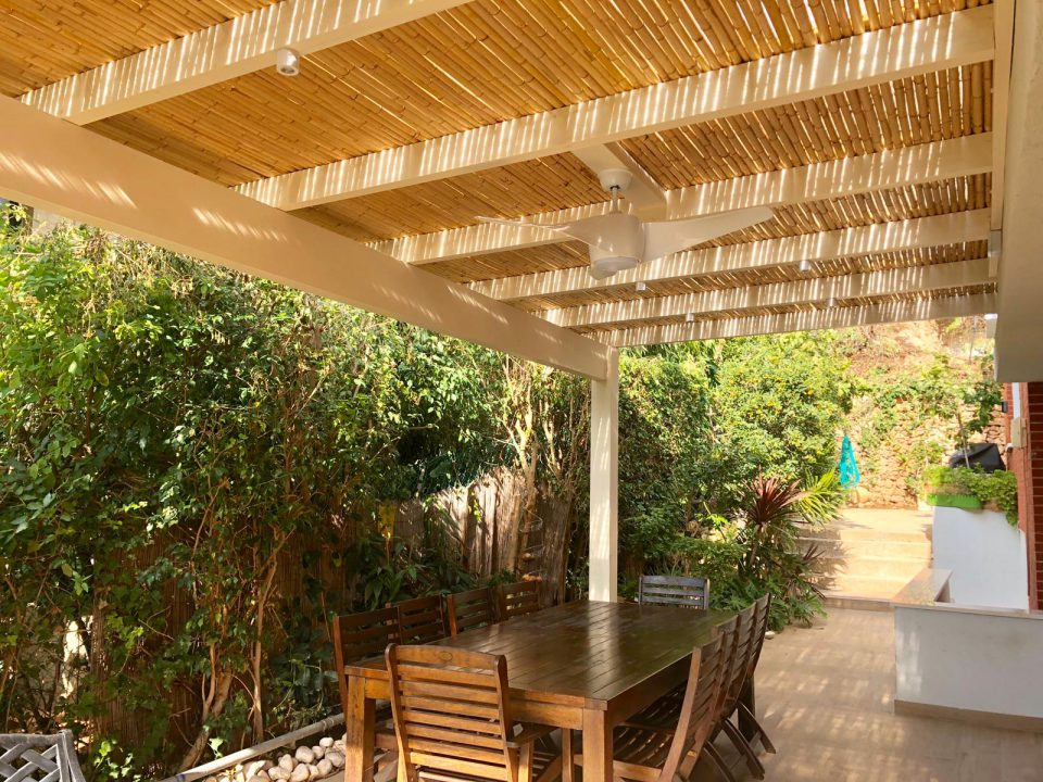 בניית פרגולה לגינה איכותית לשנים רבות